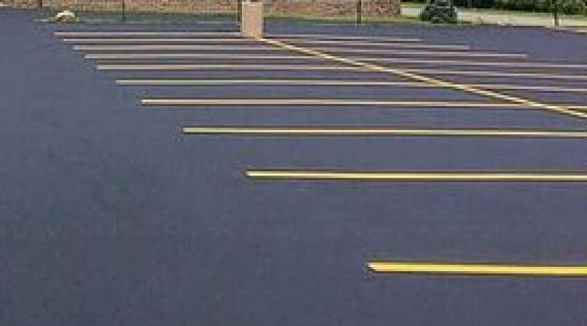 Parking Lot Paving Lynchburg VA 2